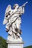 Engelen in Rome Stock Foto