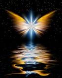 Engelen` s vleugels stock illustratie