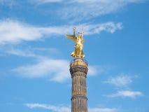 Engelenstandbeeld in Berlijn Stock Foto