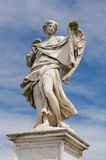 Engelenstandbeeld, Rome, Italië Stock Foto