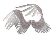 Engelenvleugels vector illustratie