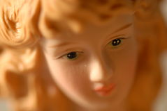 Engels-Augen Stockbild