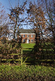 Engels Buitenhuis stock foto