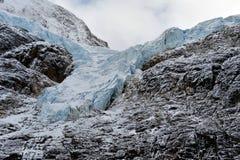 Engels-Gletscher Lizenzfreie Stockfotos