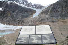 Engels-Gletscher Lizenzfreies Stockfoto