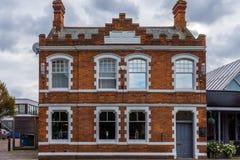 Engels huis Royalty-vrije Stock Foto