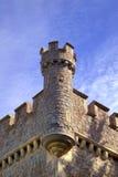Engels kasteel royalty-vrije stock afbeeldingen