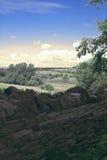Engels landschap Royalty-vrije Stock Afbeelding
