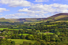 Engels Landschap Stock Fotografie