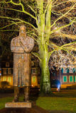 The Engels Memorial in Wuppertal, Germany Royalty Free Stock Photography