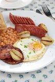 Engels ontbijt Stock Fotografie