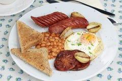 Engels ontbijt Stock Afbeelding