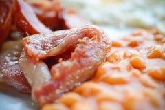 Engels ontbijt Stock Foto