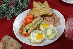 Engels ontbijt Stock Afbeeldingen