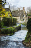 Engels plattelandshuisje stock foto's