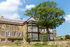 Engels waardig huis Royalty-vrije Stock Afbeeldingen