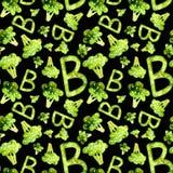 Engelse alfabetbrief B vector illustratie