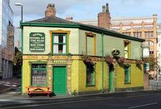 Engelse Bar Stock Afbeelding