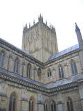 Engelse Kathedraal Stock Foto