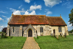 Engelse Kerk Stock Afbeelding