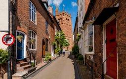 Engelse kerk, Bridgnorth, Shropshire Royalty-vrije Stock Foto's