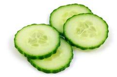 Engelse Komkommer Stock Afbeelding