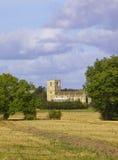 Engelse landkerk Stock Afbeeldingen