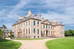 Engelse manor stock afbeeldingen