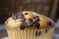 Engelse muffin Stock Afbeelding