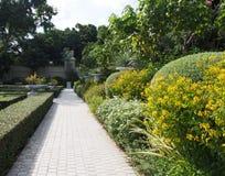 Engelse tuin royalty-vrije stock foto