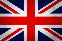 Engelse vlag Royalty-vrije Stock Afbeelding