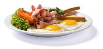 Engelsk frukost Royaltyfria Bilder
