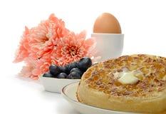 Engelsk frukost II Arkivfoton