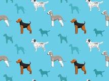 Engelsk hundtapet 1 Arkivbild