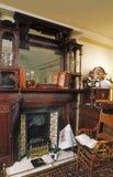 engelsk interior Arkivfoton
