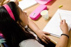 engelsk korea språkkurs Arkivfoton