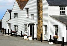 engelsk pub arkivbild