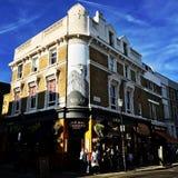 engelsk pub Royaltyfri Foto