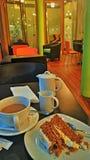 engelsk tea Royaltyfria Bilder