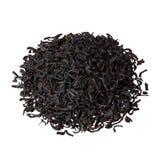 Engelska mjölkar te svart tea Arkivbild