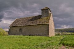 engelskt gammalt för kapell Royaltyfri Fotografi