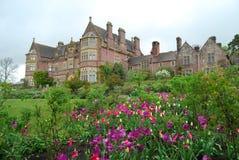 Engelskt landshus, Devon Royaltyfri Foto