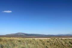 Engelskt landskap för sjöområdesCumbria berg Royaltyfri Foto
