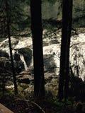 Engelsmanflod, British Columbia, Kanada Arkivfoto