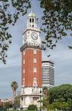 Engelsmanklockatorn Buenos Aires royaltyfri foto