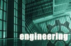 Engenharia ilustração stock