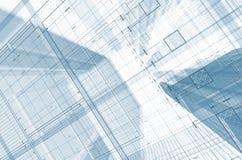 Engenharia de arquitetura ilustração royalty free