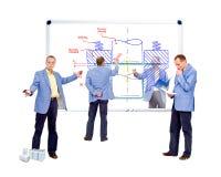 Engenharia de projeto foto de stock