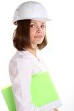 Engenharia fêmea Imagem de Stock Royalty Free