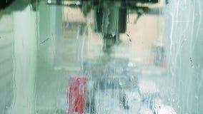 Engenharia industrial e tecnologia modernas Máquina da automatização para o aço de trituração filme